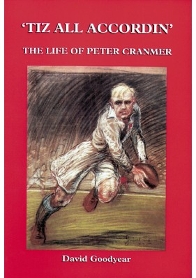 'Tiz All Accordin' - The Life of Peter Cranmer